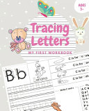 Tracing Letters My First Workbook Book PDF