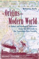 The Origins of the Modern World PDF
