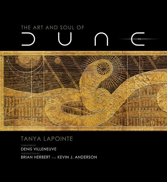 Download The Art and Soul of Dune Book