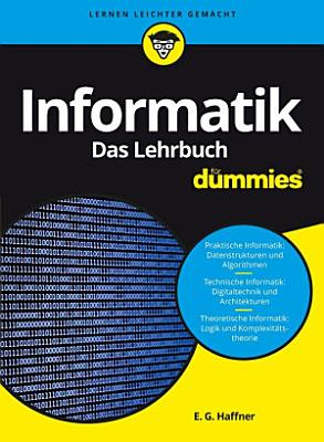 Informatik f  r Dummies  Das Lehrbuch PDF