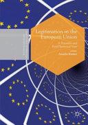 Legitimation in the European Union PDF