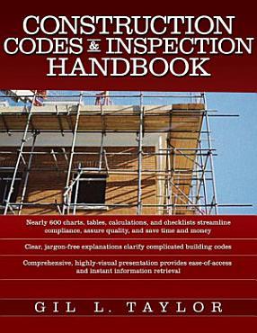 Construction Codes   Inspection Handbook PDF