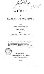 The Works of Robert Fergusson