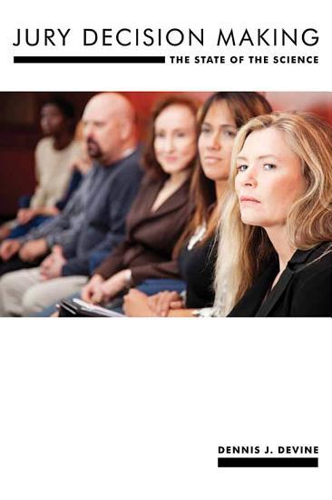 Jury Decision Making PDF