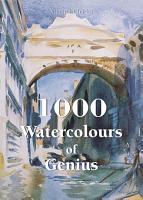 1000 Watercolours of Genius PDF