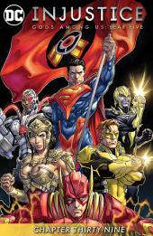 Injustice: Gods Among Us: Year Five (2015-) #39