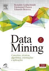 Data Mining: Edição 2