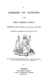 Homilies on the Gospel according to John, and his first epistle: Volume 1