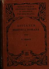 Appiani Historia romana: Volume 2