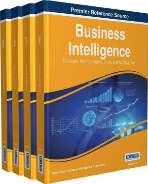 Business Intelligence  Concepts  Methodologies  Tools  and Applications PDF