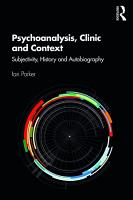 Psychoanalysis  Clinic and Context PDF