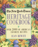The New York Times Heritage Cook Book Book