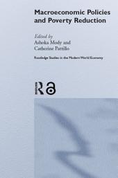 Macroeconomic Policies and Poverty