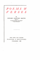 Poems & Verses