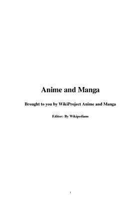 Anime and Manga PDF