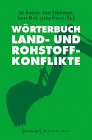 W  rterbuch Land  und Rohstoffkonflikte PDF