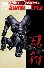G.I. Joe: Snake Eyes 2011 #3