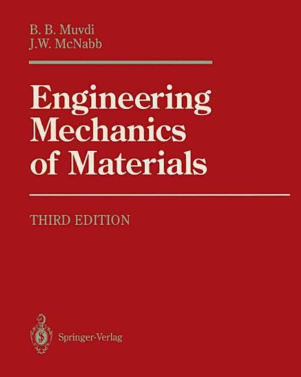 Engineering Mechanics of Materials PDF