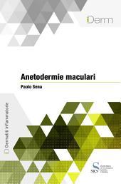Anetodermie maculari