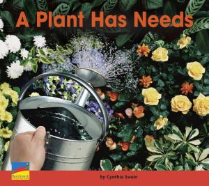 A Plant Has Needs