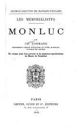 Les mémorialistes: Monluc