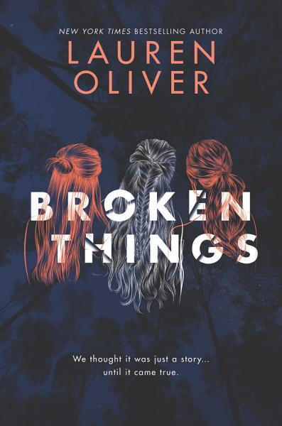 Download Broken Things Book
