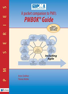 A pocket companion to PMI   s PMBOK   Guide sixth Edition