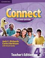 Connect Level 4 Teacher's Edition