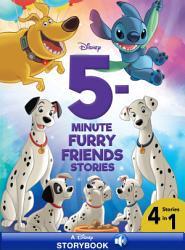 5 Minute Disney Furry Friends Stories PDF