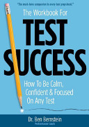 The Workbook For Test Success Book PDF
