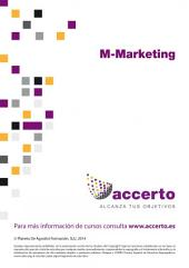 M- marketing