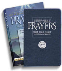 Prayers That Avail Much 25th Anniversary Leather Gift Edition-Navy