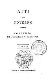 Atti del governo