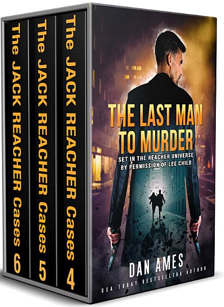 Download The Jack Reacher Cases  Complete Books 4 6  Book