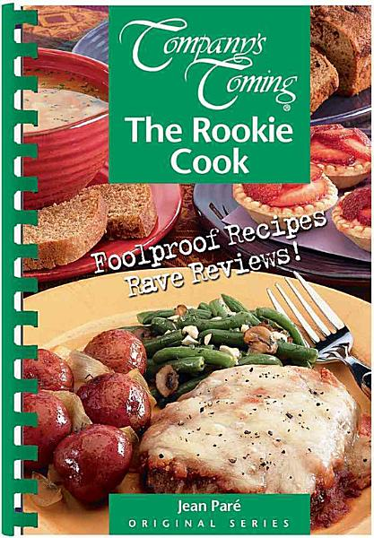 Download The Rookie Cook Book