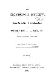 The Edinburgh Review: Volume 179