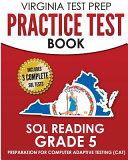 Virginia Test Prep Practice Test Book Sol Reading Grade 5