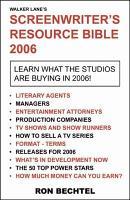 Screenwriter s Resource Bible PDF