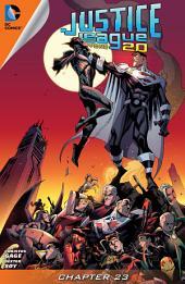 Justice League Beyond 2.0 (2013- ) #23
