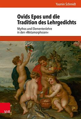 Ovids Epos und die Tradition des Lehrgedichts PDF