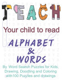 Teach Your Child to Read the Alphabet and Words