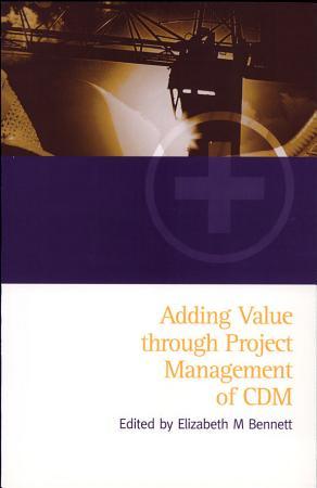Adding Value Through Project Management of CDM PDF