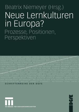 Neue Lernkulturen in Europa  PDF