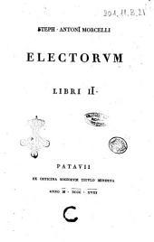 Electorum libri secundi