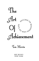 The Art of Achievement PDF