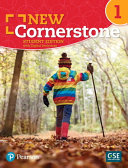 New Cornerstone  Grade 1 A B Student Edition with EBook  soft Cover  PDF