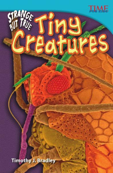 Strange but True  Tiny Creatures 6 Pack