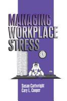 Managing Workplace Stress PDF