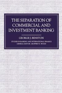 Separation of Commercial and Investment Banking PDF