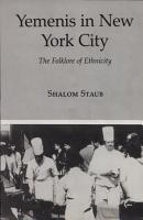 Yemenis in New York City PDF